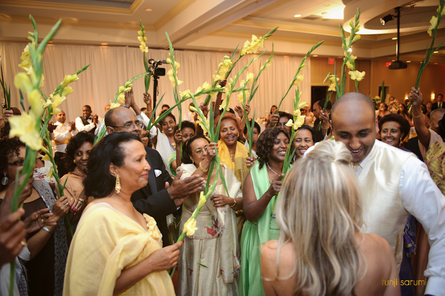 Gorgeous Ethiopian Fusion Wedding Wednesday April 6 2011