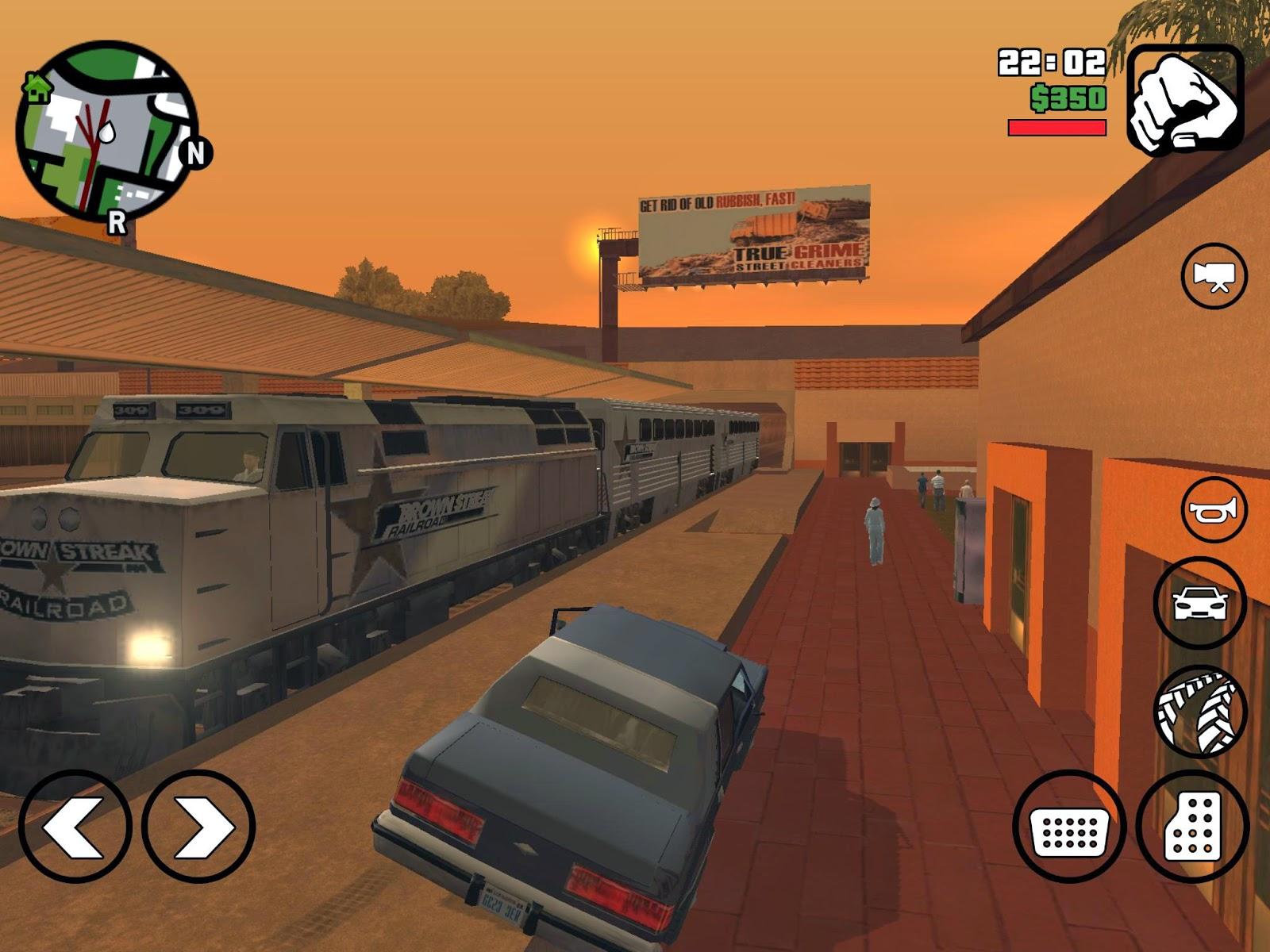 Gta San Andreas Apk Ekran Görüntüsü 3