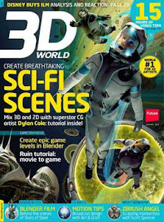 3D World Magazine Issue 164 January 2013