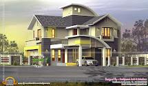 Kerala Model House Floor Plans