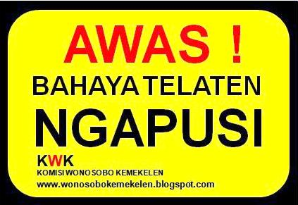 WK Sticker KPK