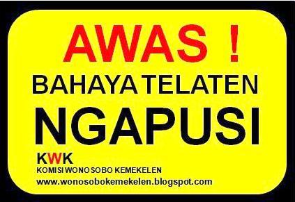 WK Sticker KPK