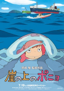 Gake no ue no Ponyo the Movie (2008) Subtitle Indonesia