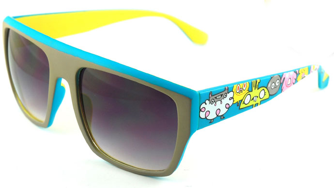 Burgerman v Maek sunglasses