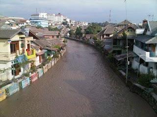 Bantaran Sungai Code Yogyakarta