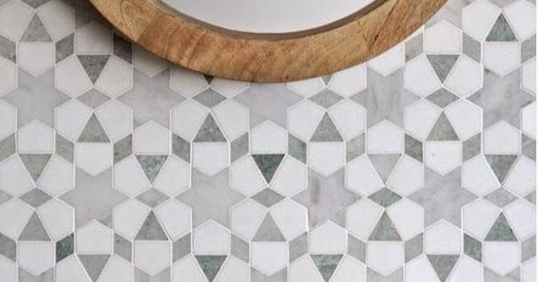 La fabrique d co choisir un carrelage original pour sa - Choisir carrelage salle de bain ...