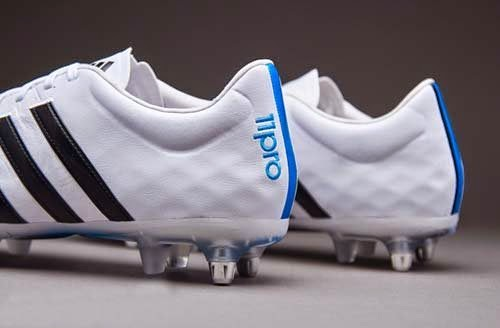 2015 New Adidas 11Pro with White and Solar Blue