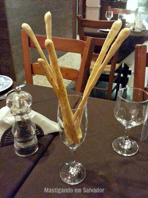 L'Arcangelo Ristorante Italiano: Palitinhos Crocantes