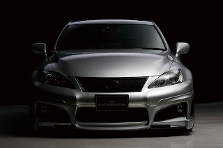Lexus ISF Wallpapers