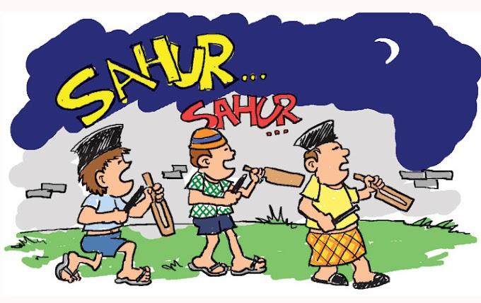 #Cabaran20Hari | Pengalaman Sahur