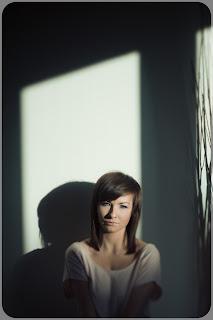 Sesja portretowa Darii Duczek ze Studia Kosmetycznego Obsession w Rudzie Śląskiej. fot. Łukasz Cyrus