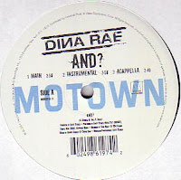 Dina Rae - And (Vinyl EP) (2004)