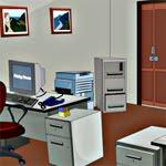 Room Escape Office Cabin Walkthrough