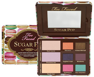 Too Faced Sugar Pop Eyeshadow Collection