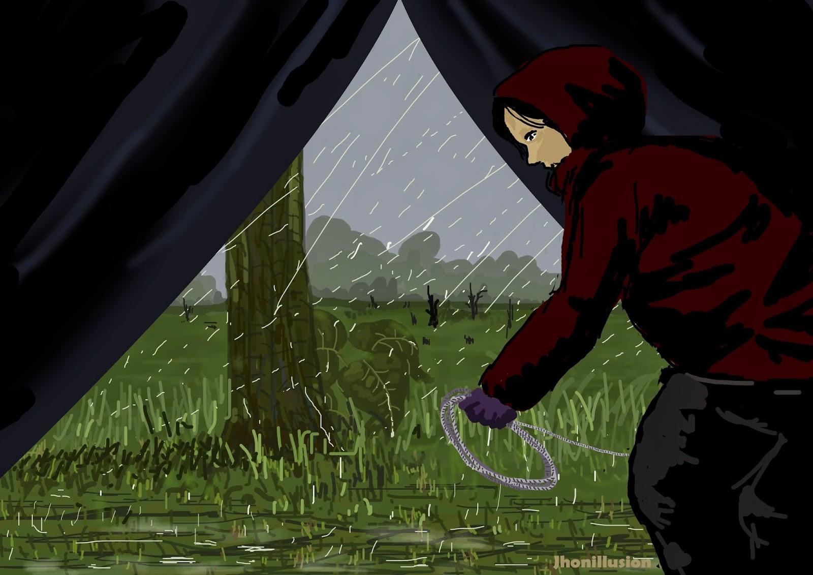 hujan-saat-camping