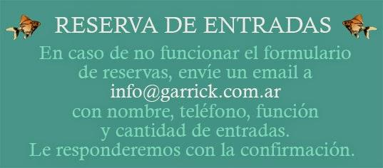 reserva por email