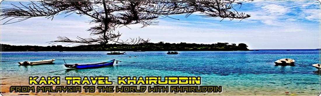Kaki Travel Khairuddin