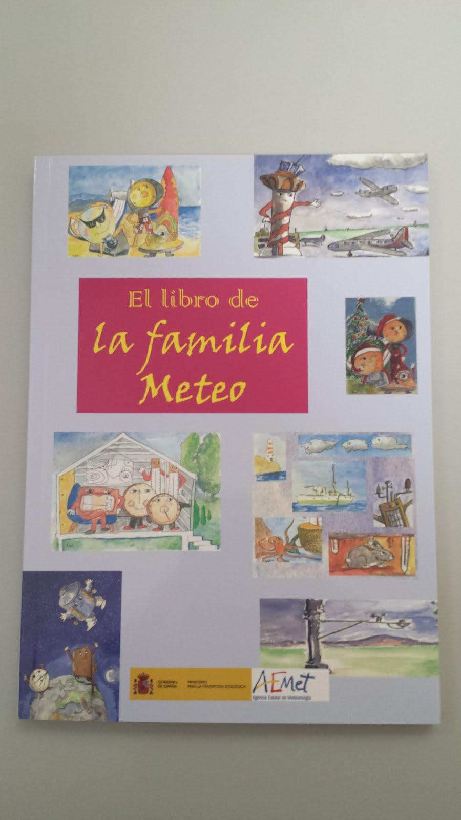 El libro de la familia Meteo