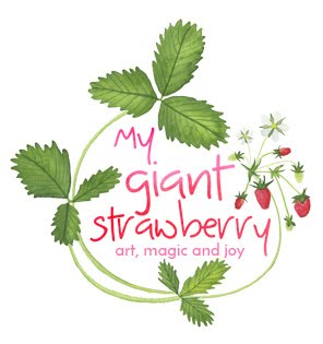 Check out my interview on My Giant Strawberry