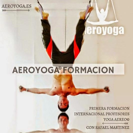 Yoga en el aire formacion