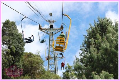 Teleférico em Campos do Jordão