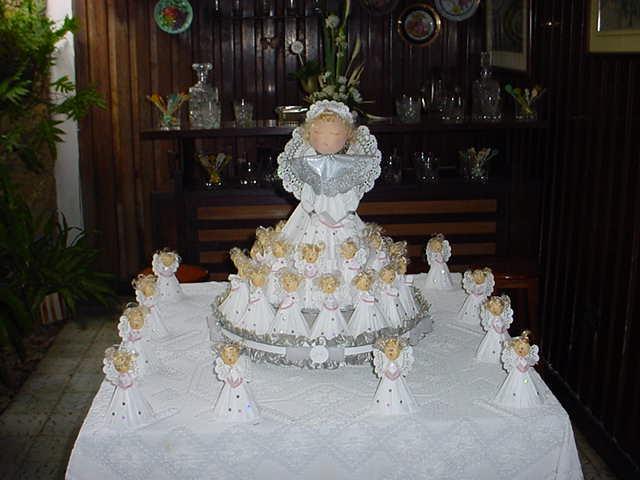 Primera comunion angelitos