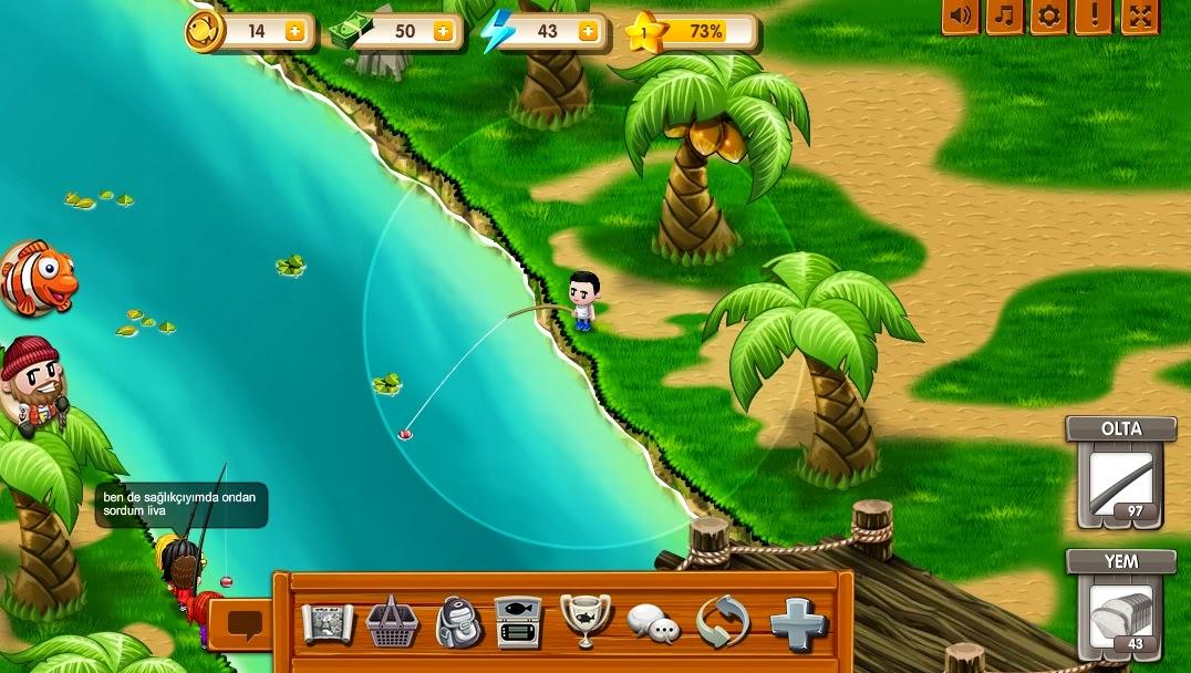 Fishao  kostenlos online spielen auf JetztSpielende