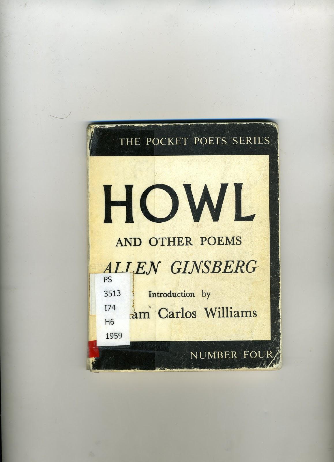 Howl allen ginsberg essay