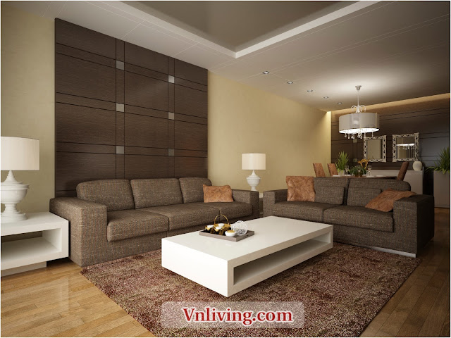 The Vista apartment for lease 2 bedrooms furnished in District 2