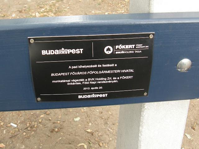 Intersport, reklám, Föld Napja, Budapest, vizuális környezetszennyezés, gerilla reklám, Városliget, XIV. kerület, Zugló