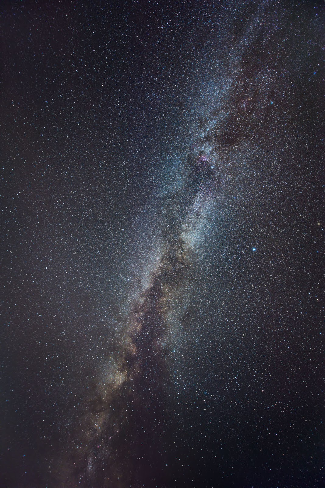 The Milky Way Photo