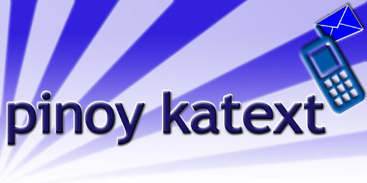 Pinoy Katext