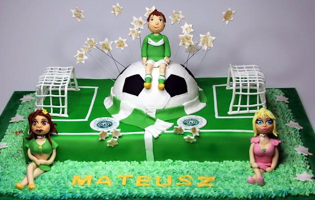 Football Cake London