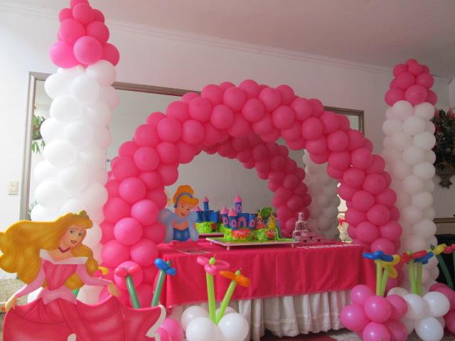 Fiesta princesa aurora imagui - Decoracion fiesta princesas disney ...