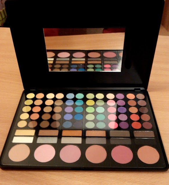 78 Shadow Blush Palette