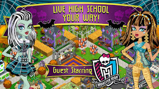 High School Strory+Monster High Apk Modd Unlimited Everithing New Version