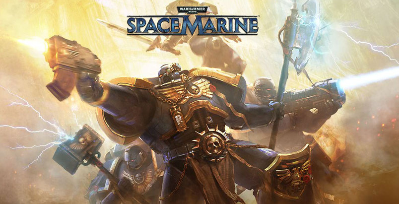 Warhammer Space Marine, Warhammer, Space Marine, Action game, Chainsaw, gaming, videogames, Xbox, Playstation 3, PS3, article, Review, Future Pixel