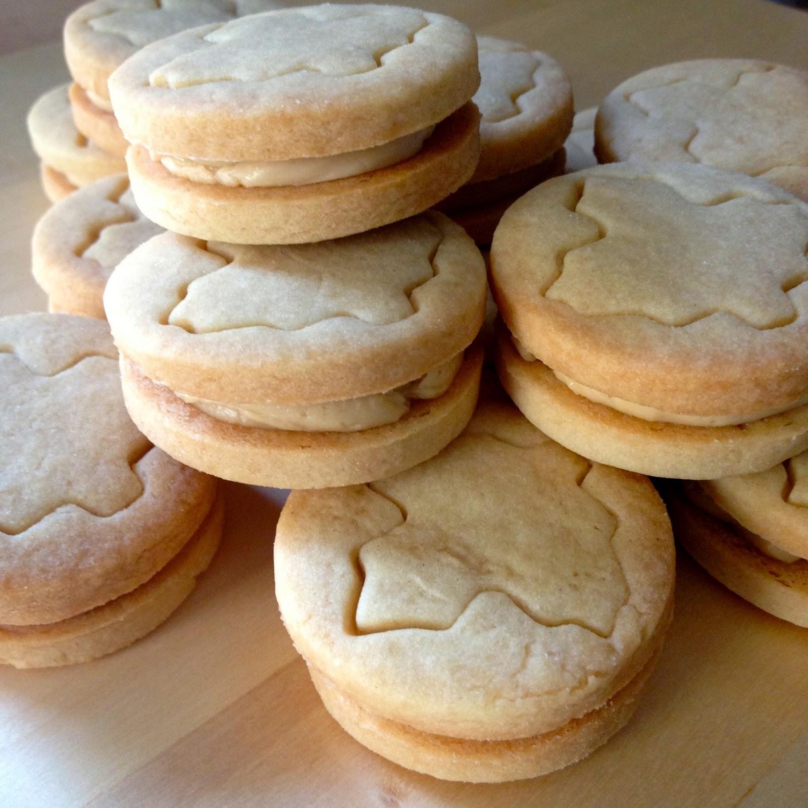 Heidi's Mix: Maple Cream Cookies