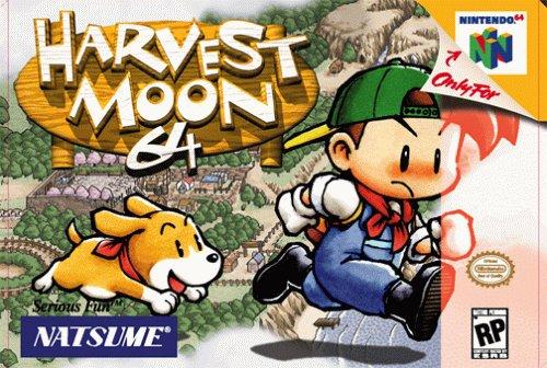 Harvest Moon 64 roms n64