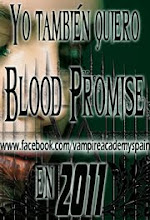 Campaña Blood Promise