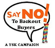 Say NO! To Backout BuyerS..!!