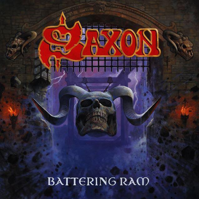 SAXON ' battering ram'