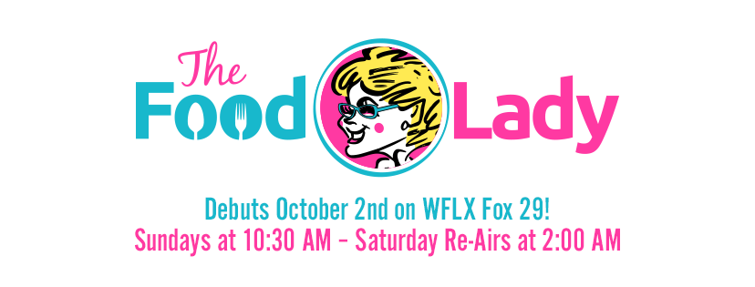 "On TV Oct. 2nd, click on our ""Food Lady"