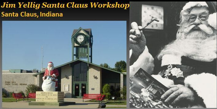 Jim Yellig Santa Claus Workshop