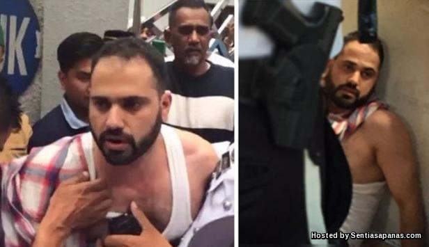 Video Detik Imam Masjid Negara Ditampar Ketika Solat Jumaat [2]