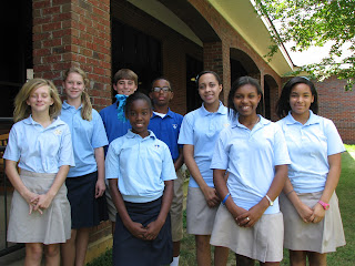 MCPS names Middle School Knight Ambassadors 1