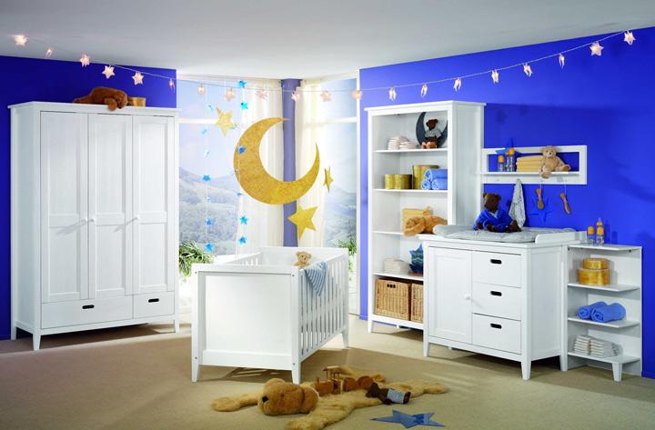 Dormitorios tem ticos para beb s dormitorios con estilo - Decoracion dormitorio bebe ...