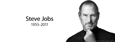 Steve Jobs Facebook Cover