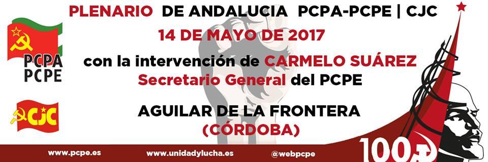 PLENARIO 14 DE MAYO