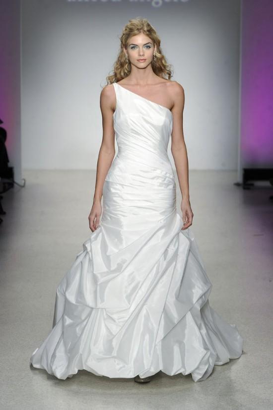 Alfred Angelo Blue Wedding Dress 23 Cute  Alfred Angelo showcased